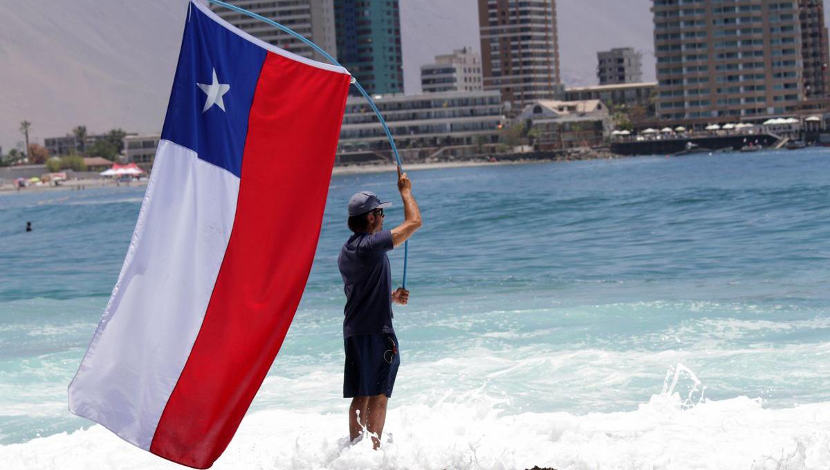 Chile gana por vez primera los Juegos Bolivarianos de Playa