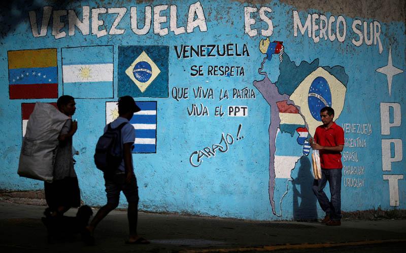 Protocolo de Olivos canalizará caso de Venezuela en Mercosur