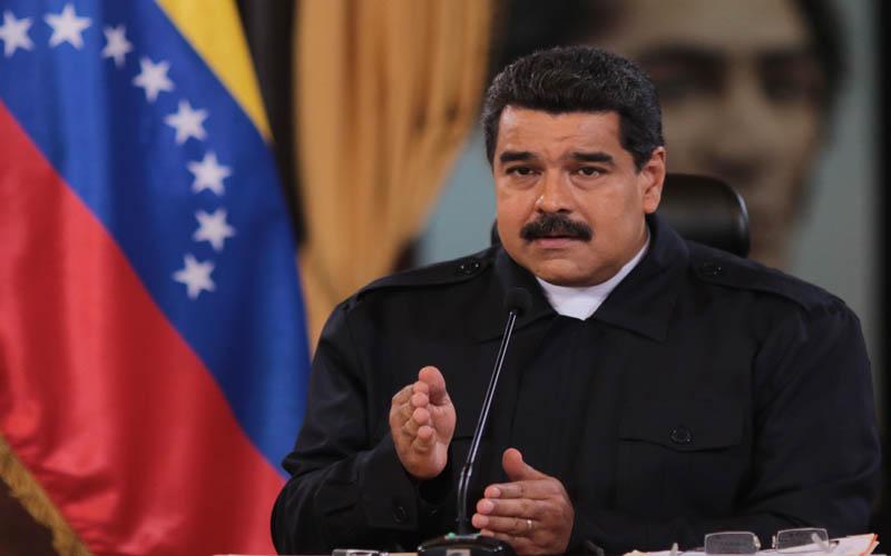 Venezuela cierra la frontera con Colombia por 72 horas
