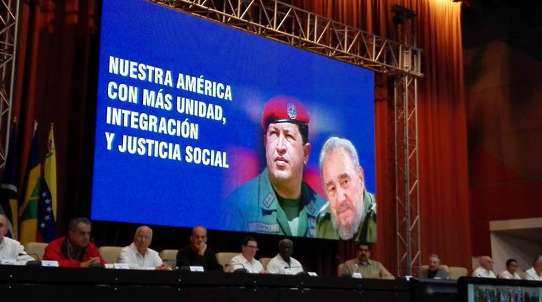 ALBA-TCP reafirma derechos de Venezuela en Mercosur