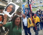 In both Honduras and North Dakota, Indigenous communities are hard at work defending their territories and waters from further theft and desecration