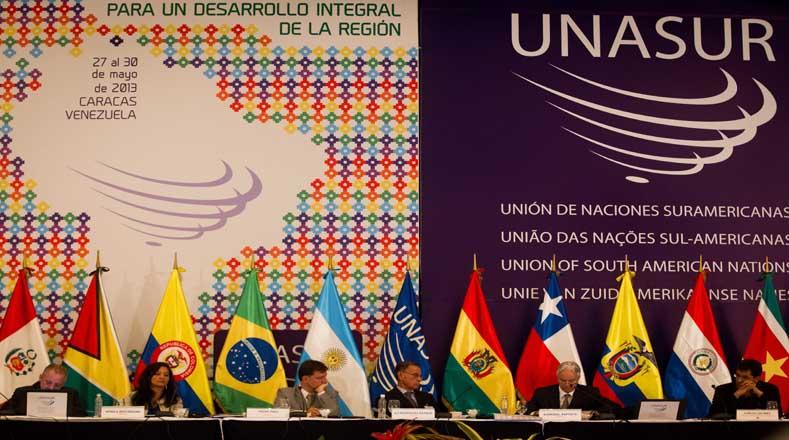 Venezuela entrega a Argentina presidencia del Mercosur