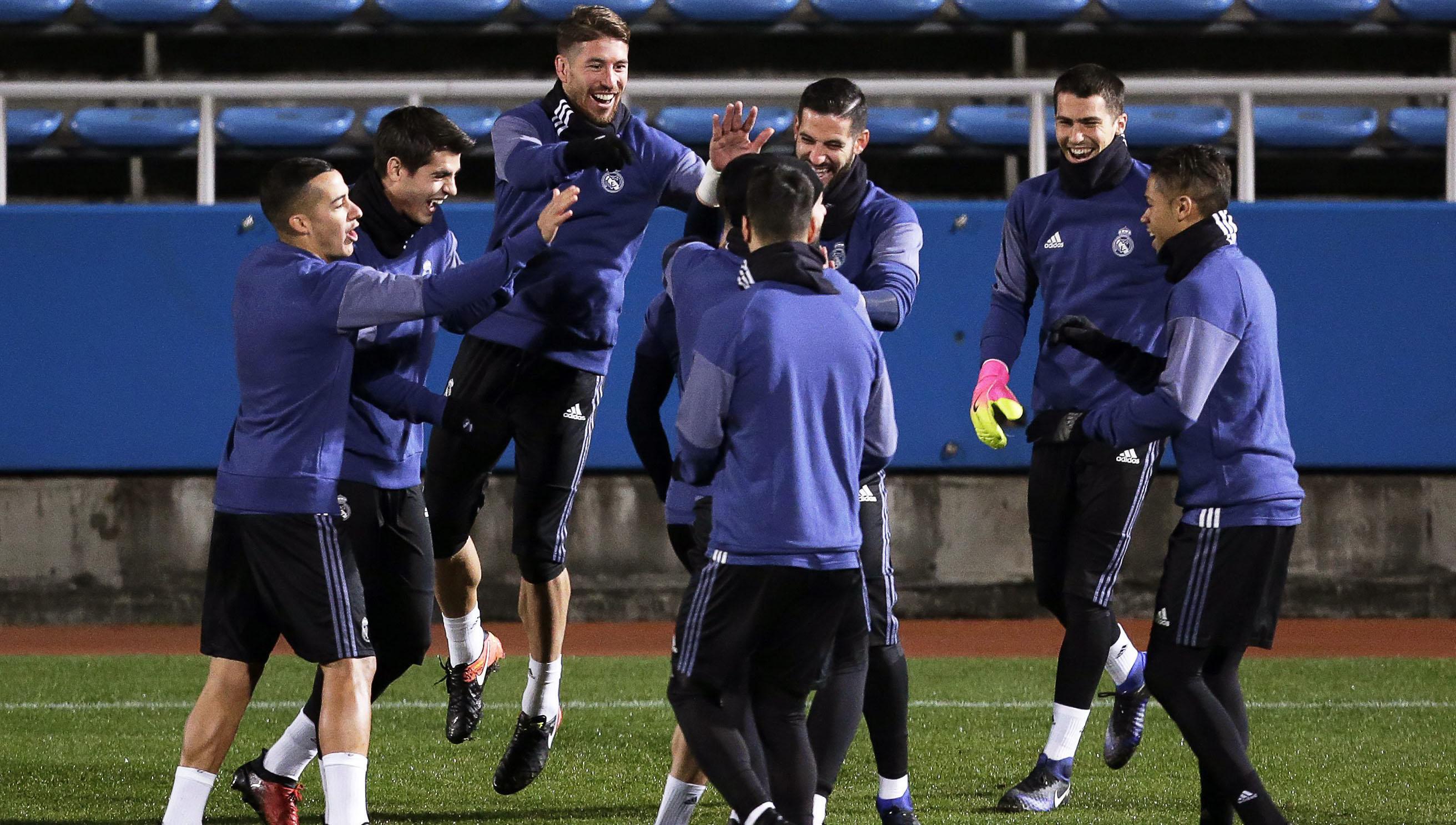 Real Madrid sale a Yokohama para obtener el Mundial de Clubes