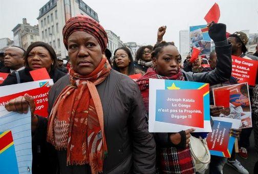 En las ciudades de Lemba y Matete, lugares donde predomina la oposición, se presentaron fuertes protestas.