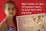 A child detainee and her letter asking Santa for