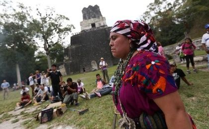 Indigenous women were the main victims of Guatemala