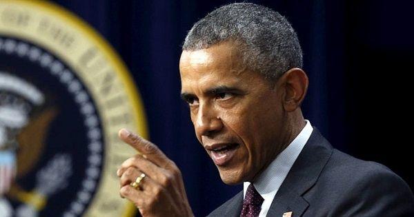 Presidente de los Estados Unidos, Barack Obama.