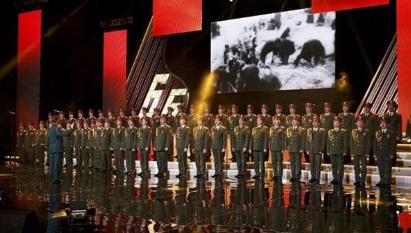 Image result for red army choir crashes