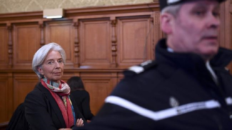 Christine Lagarde will remain head of the International Monetary Fund despite being found guilty of negligence in a case dating to her tenure as France