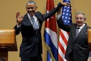 In March, Barack Obama became the first U.S. president to visit Cuba in 88 years.