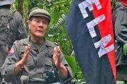 Colombian guerrilla group National Liberation Army (ELN) Commander Nicolas Rodriguez, known as ''Gabino.