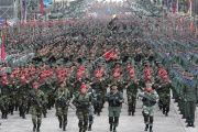 The military exercises will be held days after Venezuelan Armed Forces troops rejoin their respective battalions.