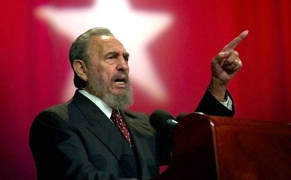 Fidel Castro, former president and leader of the Cuban revolution, died in November at age 90.