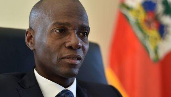 Image result for Presidente de Haiti