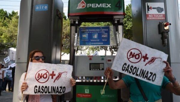 Resultado de imagen para mexico gasolinazo