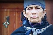 Indigenous leader Francisca Linconao was detained in 2013 and remains a suspect under an anti-terror law.