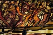 Commemorating Mexican Muralist David Alfaro Siqueiros