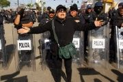 Mass Protests Against Mexico Gas Price Hikes Enter Second Week