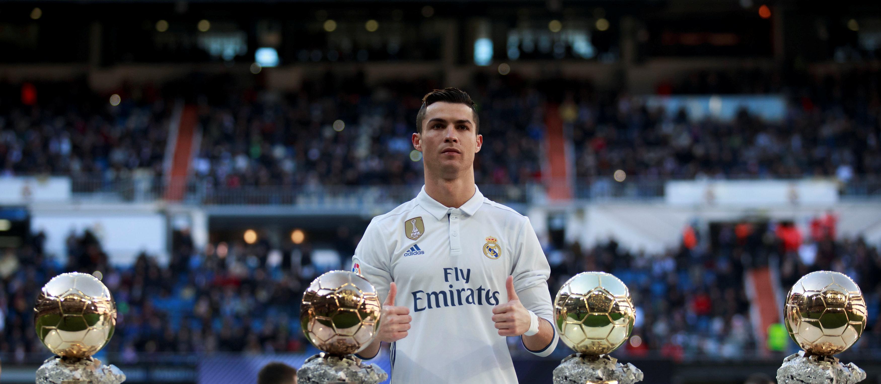 El primer futbolista The Best de la FIFA será Cristiano Ronaldo