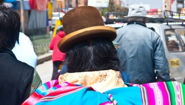 Bolivia leads the way with Indigenous rights.
