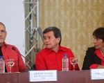 The lead negotiators of the ELN rebel group will take up peace talks with Colombian government officials.