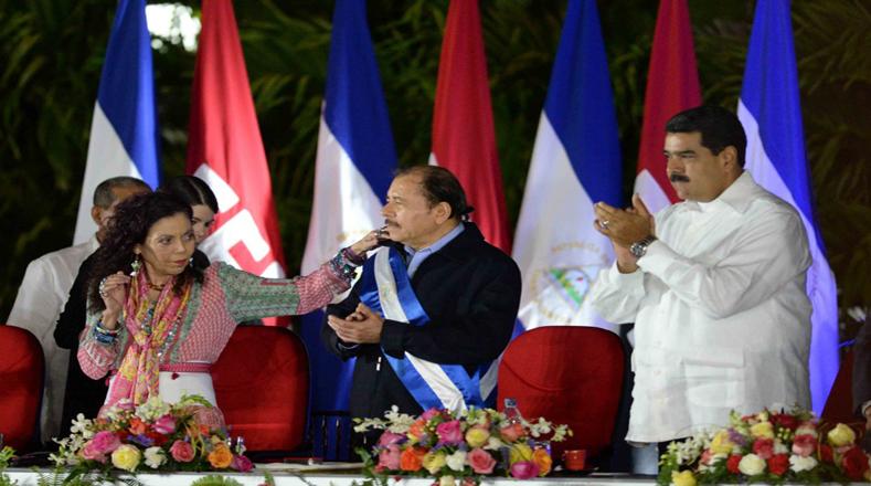 Rosario Murillo, esposa de Ortega, repite como vicepresidenta de Nicaragua.