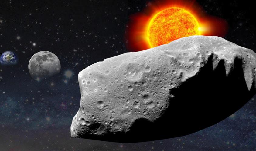 Un asteroide de 34 metros de diámetro pasó cerca de la Tierra