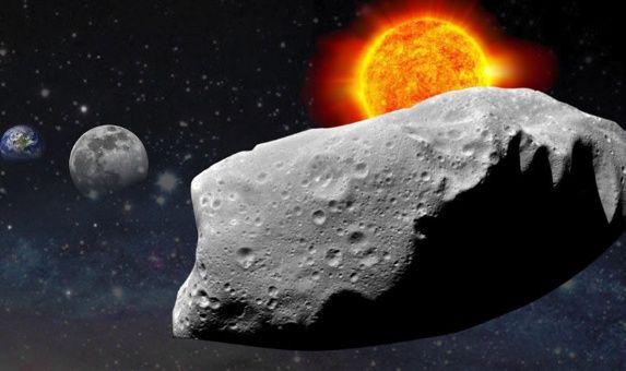 Un asteroide de 34 metros de diámetro pasó cerca de la Tierra ...