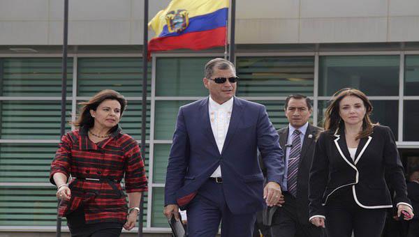 Ecuador asume este viernes por primera vez la presidencia pro témpore del G77+China