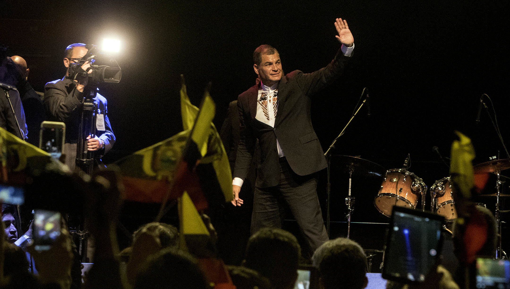 Ecuador festeja 10 años de Revolución Ciudadana