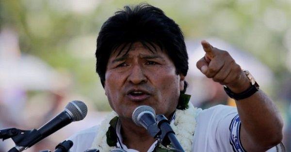 El mandatario boliviano pidió comprensión por su ausencia en los próximos eventos programados.