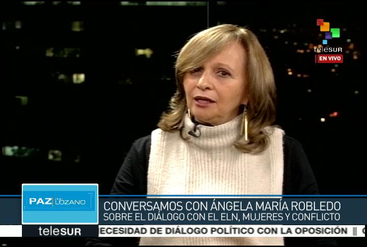 Robledo: Diálogo entre ELN y gobierno colombiano está avanzando