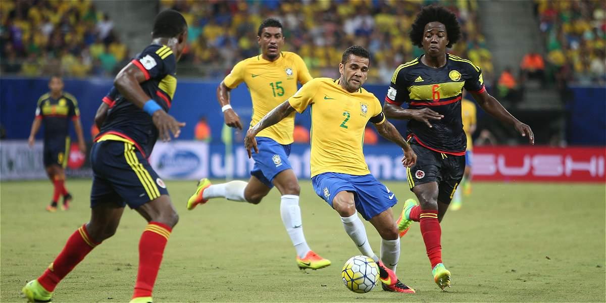 Colombia realiza convocatoria para amistoso contra Brasil