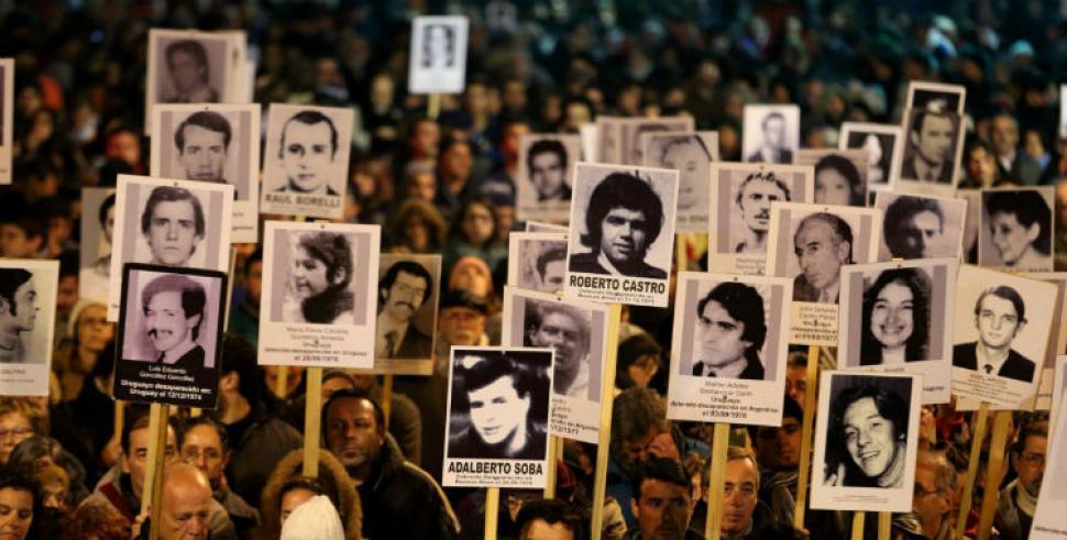 """Son """"genocidas muy reconocidos"""", dijo el vocero de la organización sobre los militares absueltos."""