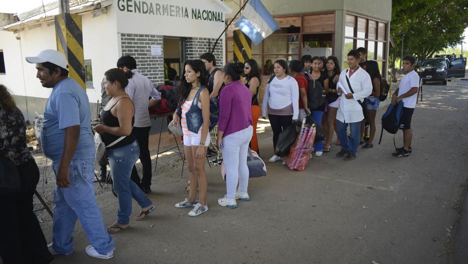 Gobierno argentino prevé endurecer la política migratoria.