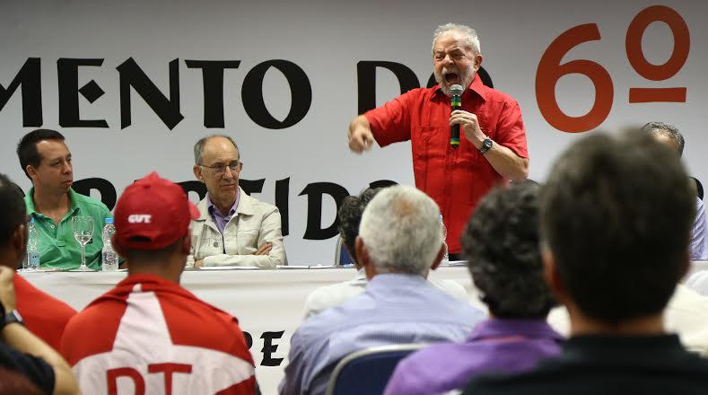 Lula: Es hora de hacer que el pueblo vuelva a creer en el PT