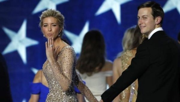 Trump Son-In-Law All Clear for White House Job | News ...