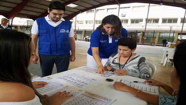 Ecuador oficia este domingo su segundo simulacro electoral