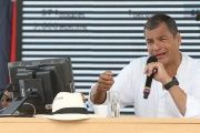 Ecuadorian President Rafael Correa said his government will demand a tough investigation against corrupt officials.