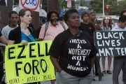 Ezell Ford's shooting in 2014 led to a series of Black Lives Matters protests in Los Angeles.