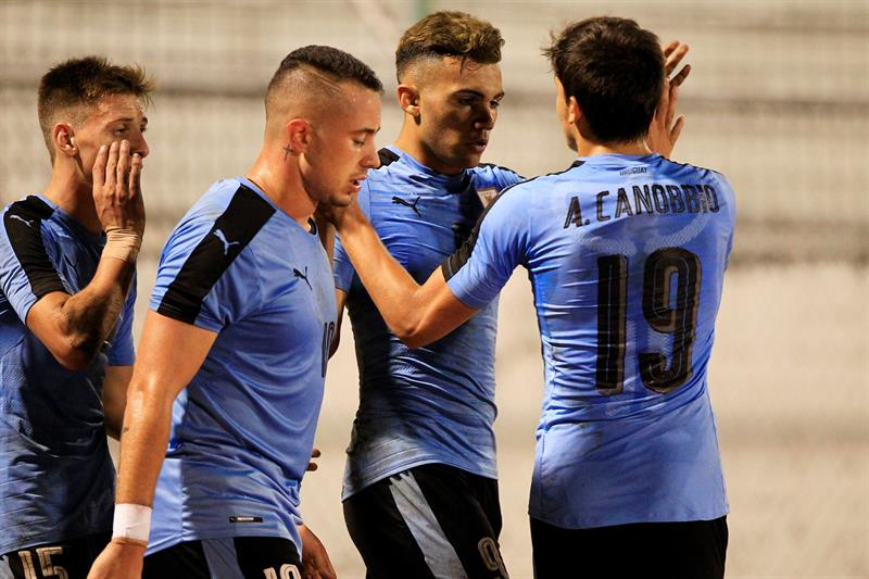 Colombia Vs Uruguay Sub 20: Colombia Y Venezuela Chocan Este Lunes En Suramericano Sub