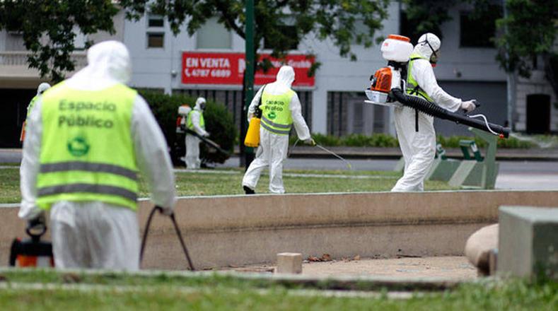 Cerrarán cuatro parques en Brasil por riesgo de fiebre amarilla