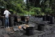 Shell Development Company of Nigeria (SPDC) claims the main sources of pollution in Nigeria's Ogale and Bille communities are oil theft, pipeline sabotage and illegal refining.