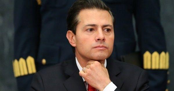 Peña Nieto lamentó la decisión de EE.UU. de construir un muro que separe a ambos países.