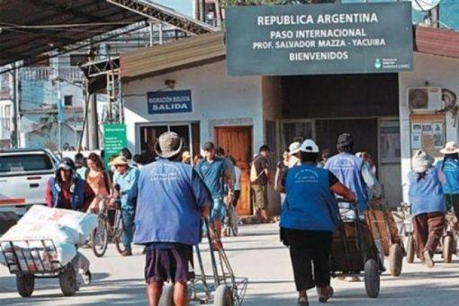 El otro muro: La estigmatización de los migrantes desde el discurso