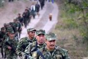 The FARC's demobilization began last week and rebels are set to be in transition areas by Friday, according to authorities.