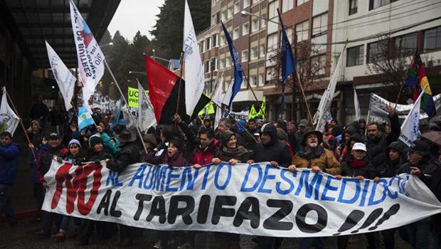 CGT anuncia paro nacional en marzo contra políticas de Macri