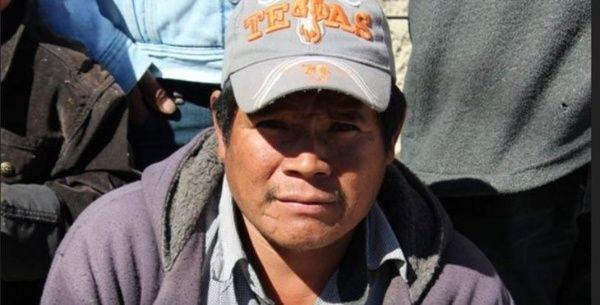 Otro líder social asesinado en México.