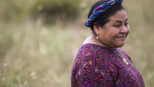 an analysis of the testimonial of rigoberta menchu a nobel peace prize winner By turning herself into an everywoman, she became a powerful symbol for 500 years of indigenous resistance to colonialism her testimony,i, rigoberta menchú , denounced atrocities by the guatemalan army and propelled her to the 1992 nobel peace prize but her story was not the eyewitness account that she claimed.
