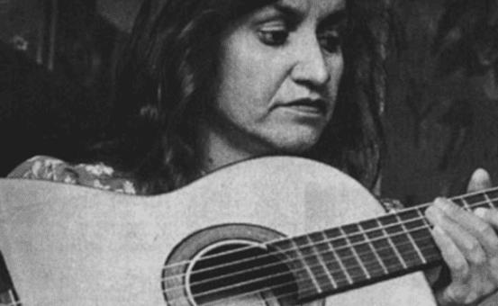 Violeta Parra la cantautora que eligi morir hace 50 aos